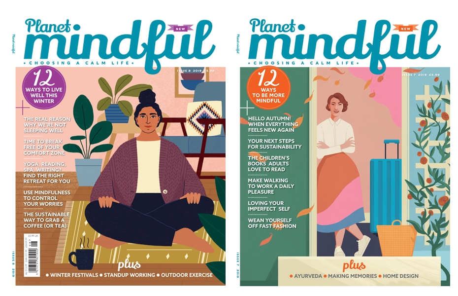 Planet Mindful magazine goes live at ESco