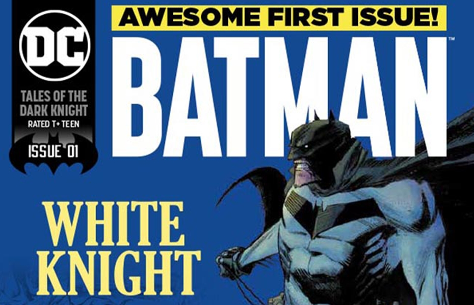 Panini launches Batman: Tales of the Dark Knight