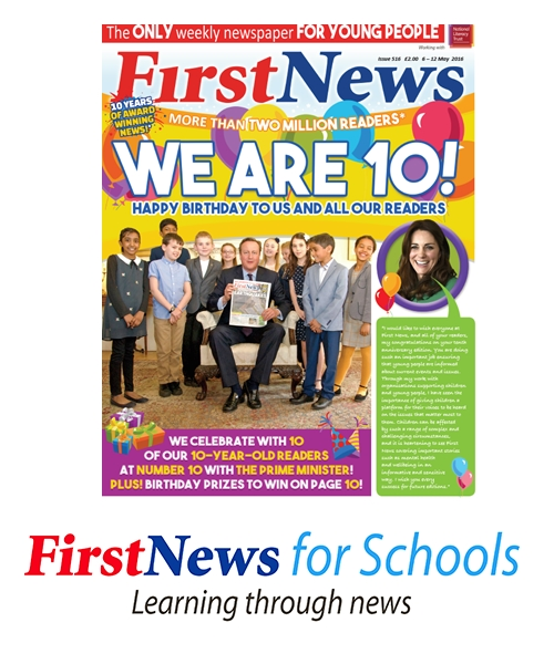 FirstNews moves school's subscriptions to ESco