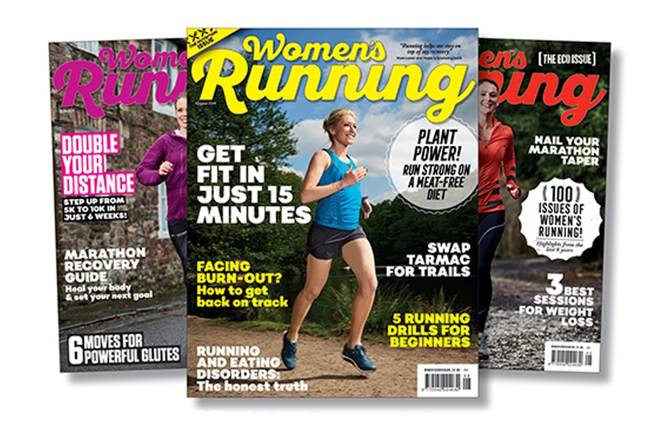 Anthem Publishing acquires Women's Running magazine