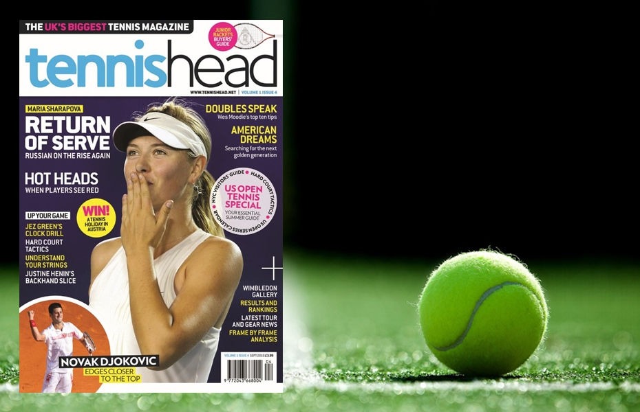 tennishead outsources subscriptions to ESco