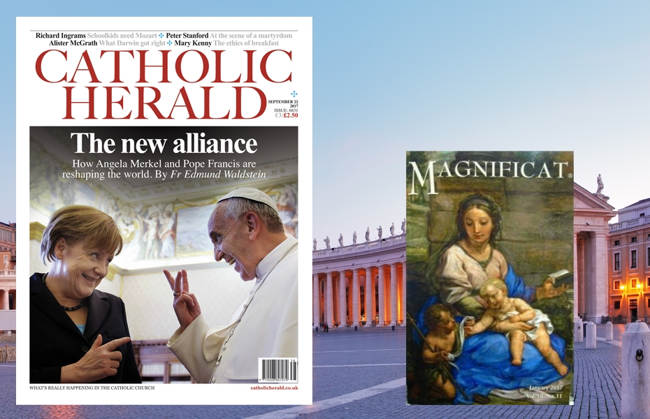 Catholic Herald, a new partnership