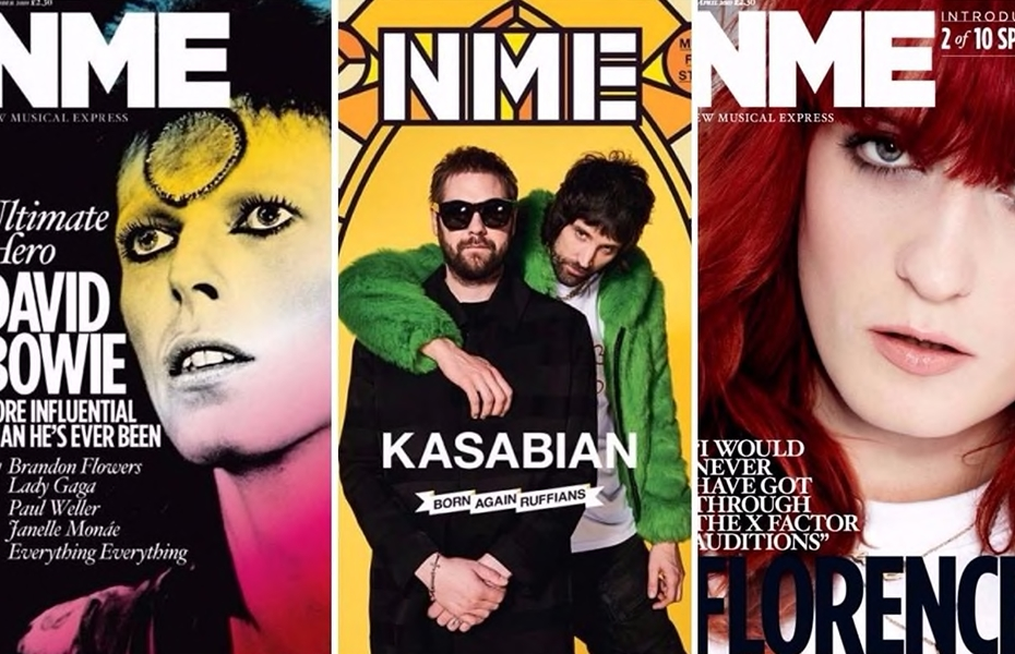 BandLab purchases NME and Uncut from TI Media