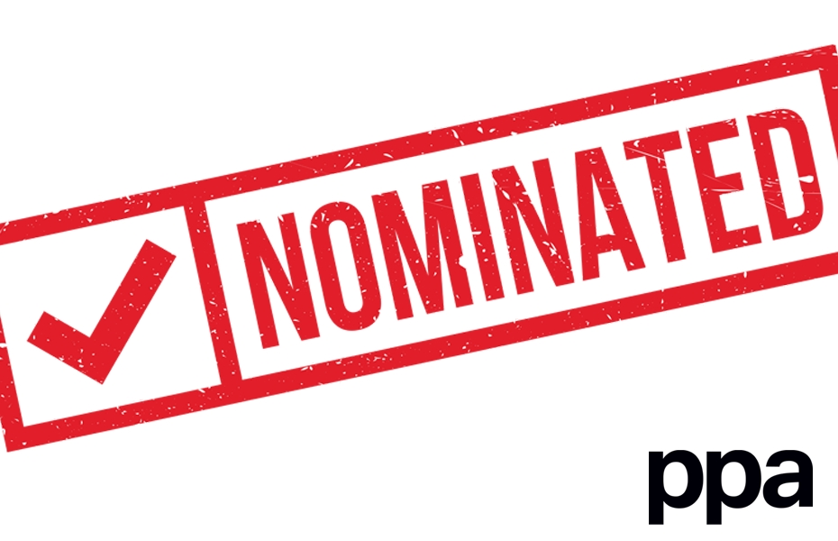 ESco shortlisted for PPA Industry Partner of the Year Award